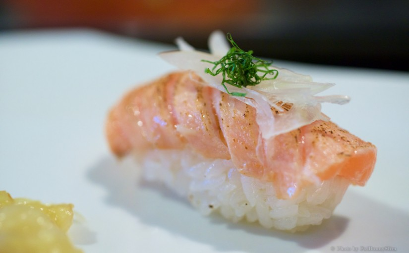 義郎 創作壽司 – 高雄美食