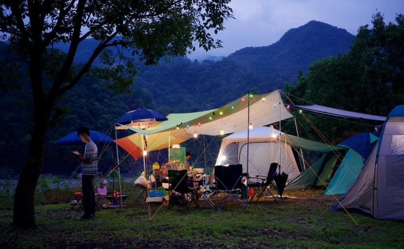 菲綸孩的親子露營 Go Camping Round 3 – 紅橋河畔