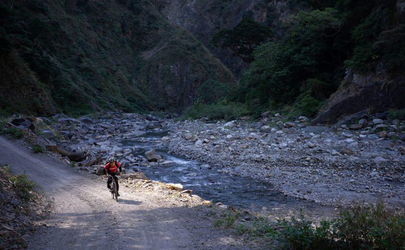 騎單車去露營 Bikepacking – 北港溪野溪溫泉單車off road
