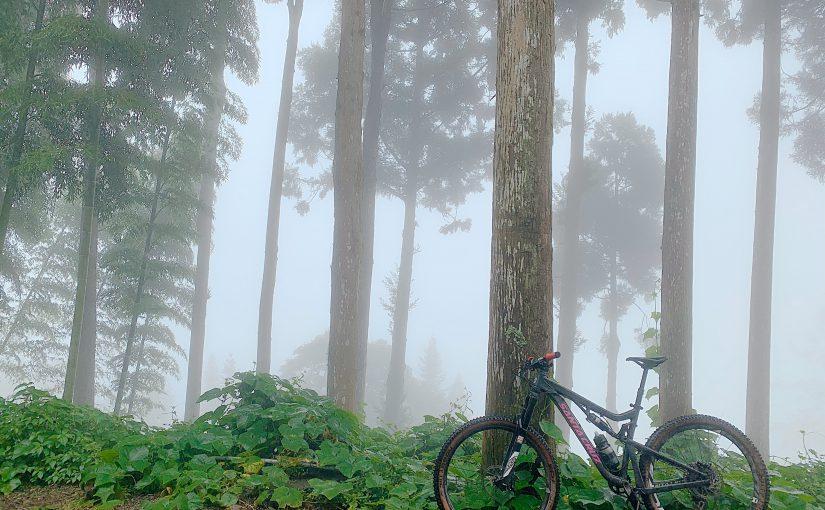 人倫林道單車越野探騎